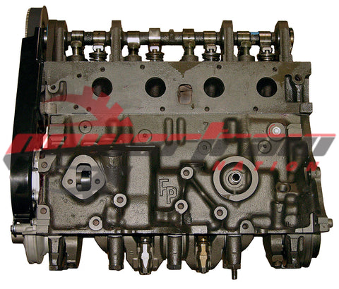 Ford Engine DFA2 122 2.0L