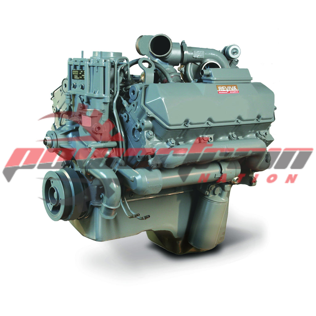 Ford Engine HM582