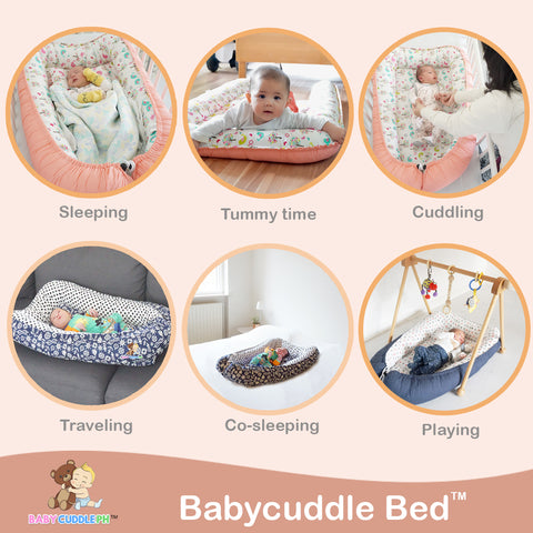 6 Ways to Use a Babycuddle Bed