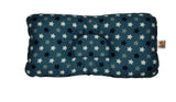 Babycuddle Head Pillow - Mini Stars in Blue