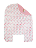 Bed Cover - Pink Flamingo