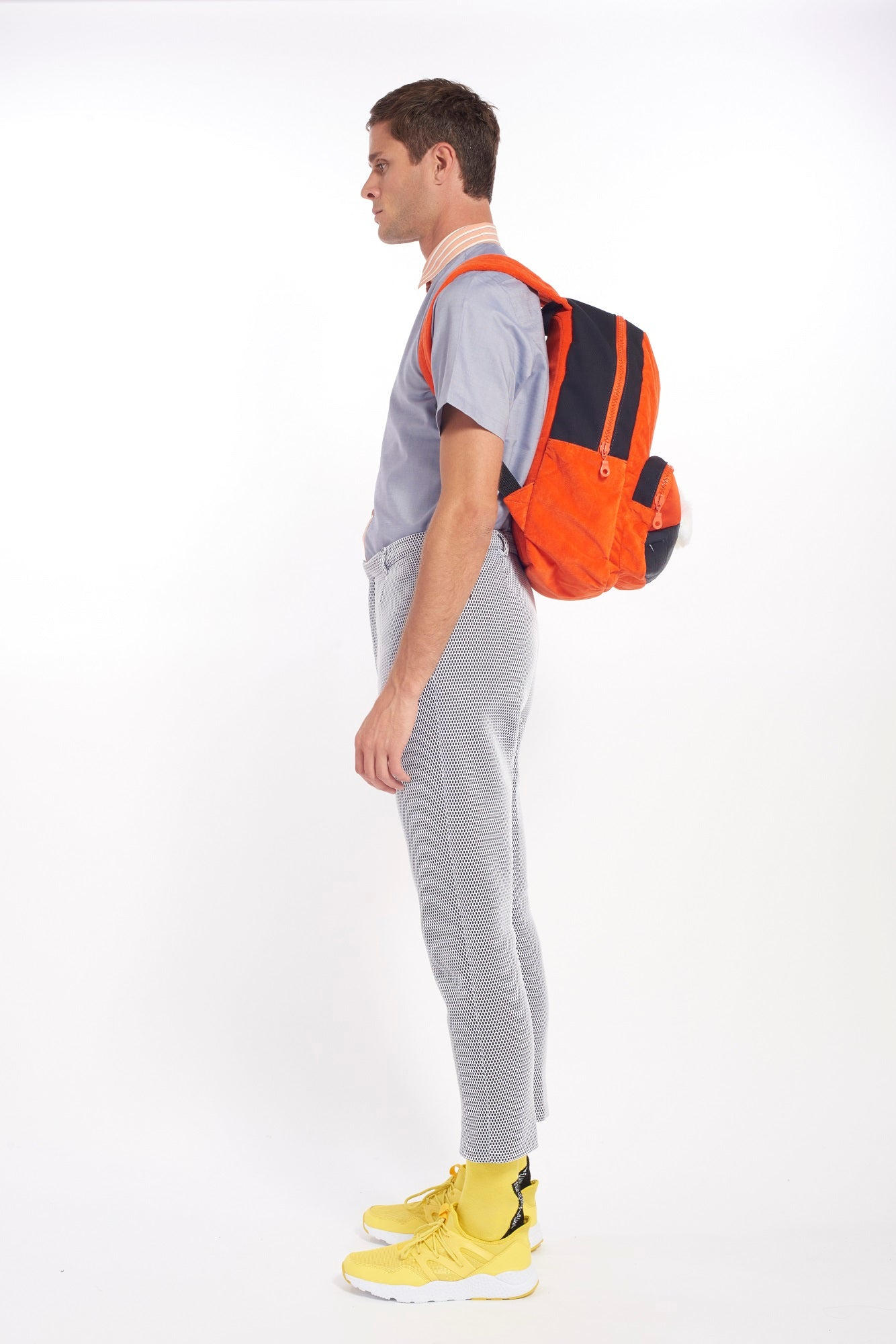 Laurenceairline - Bacara Orange Backpack