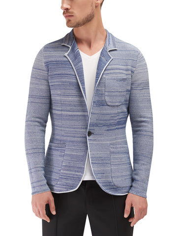 EFM - Brading Fashion Knitted Blazer