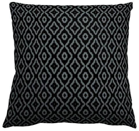 AphroChic  - Haze Petite Pillow in Gray & Yellow