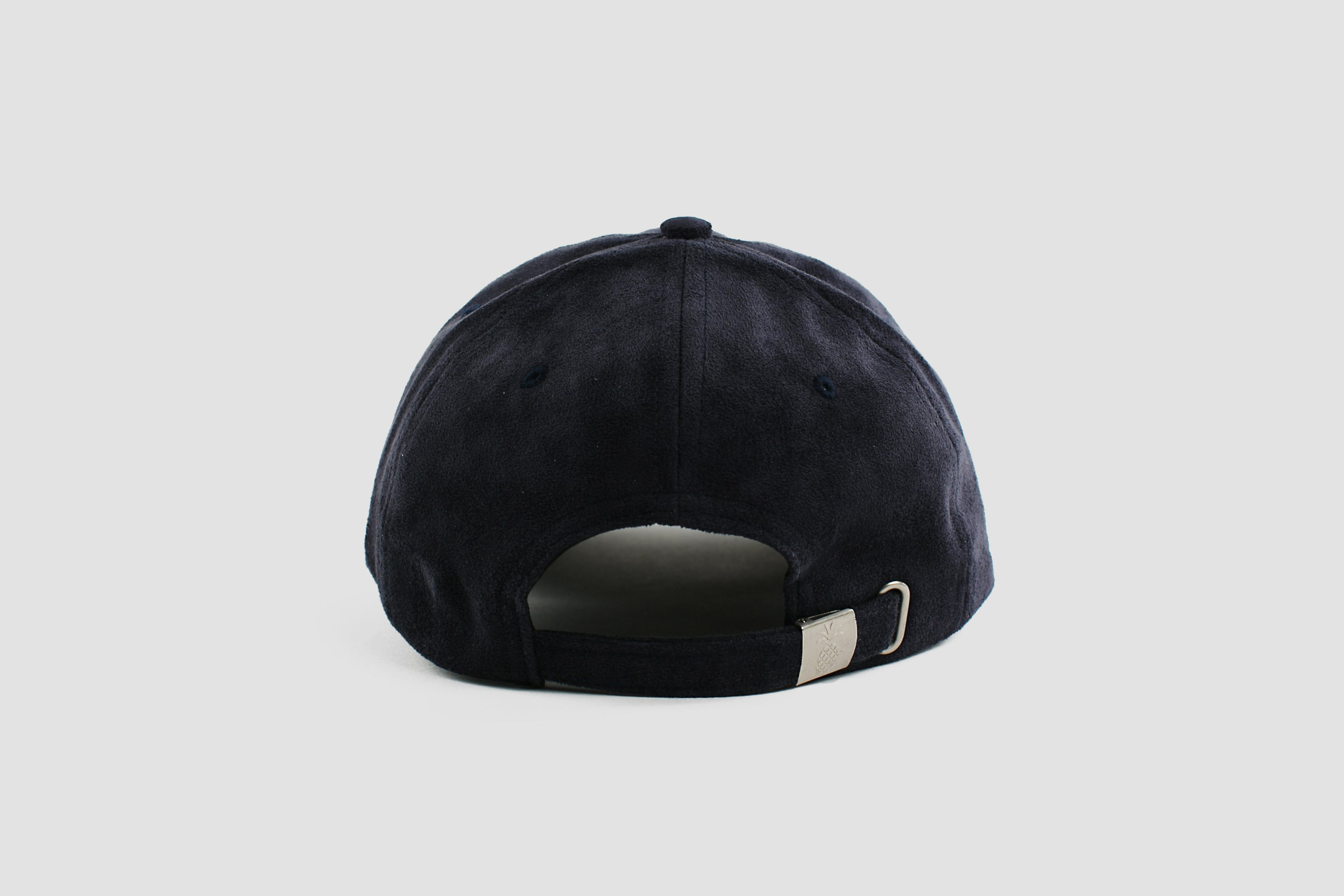 Qilo - Pineapple Two-Tone Dad Hat in Midnight & Gunmetal