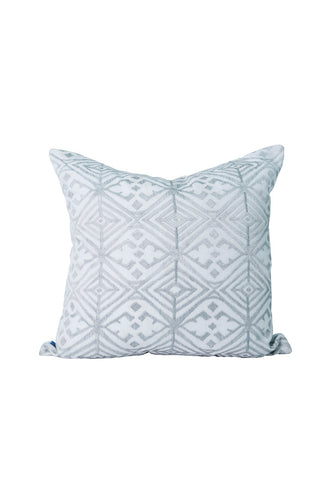 Malene B - Mustique Pillow in White - Oluwa & Celestin