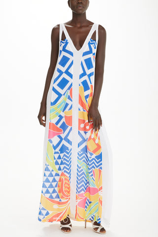 Trèfle Designs - Kaci Maxi Dress - Oluwa & Celestin