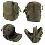 CQC Admin Pack - Molle or Shoulder Carry