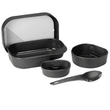 Wildo Camp-A-Box Complete - Portable Mess Kit