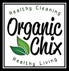 Organic Chix natural laundry and cleaning products