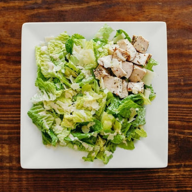 Chicken Caesar Salad FAMILY STYLE