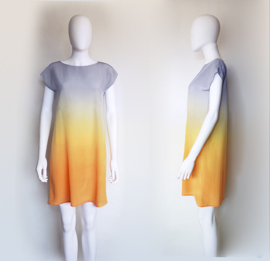 SUNRISE Silk Dress