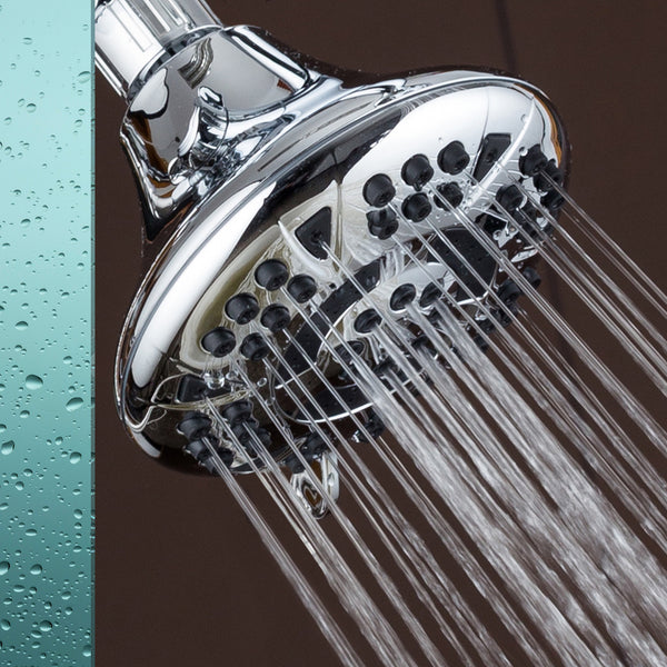 AquaDance® 3302 Shower Head for the Ultimate Shower Spa Experience! / Officially Independently Tested to Meet Strict US Quality & Performance Standards