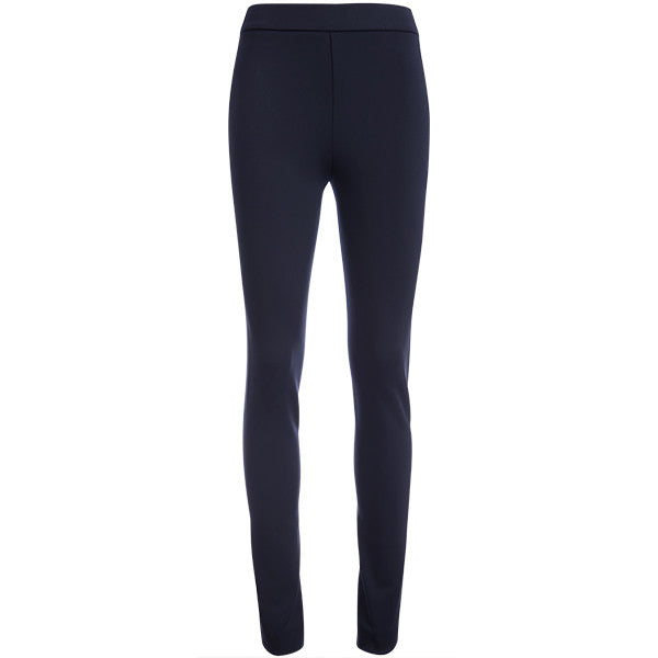 Scuba Pull On Pant in Dark Navy