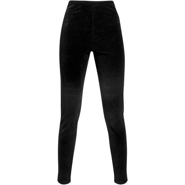 Corduroy Legging in Black