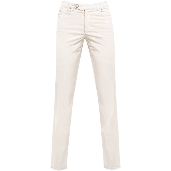 Classic 5-Pocket Jean in Winter White