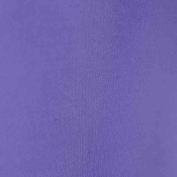 Shaped Lione Knit Tee in Purple