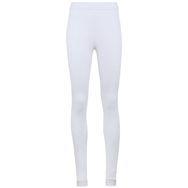 Scuba Pull on Pant in Pearl Grey