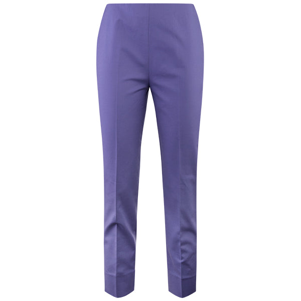 Slim Fit Capri in Purple
