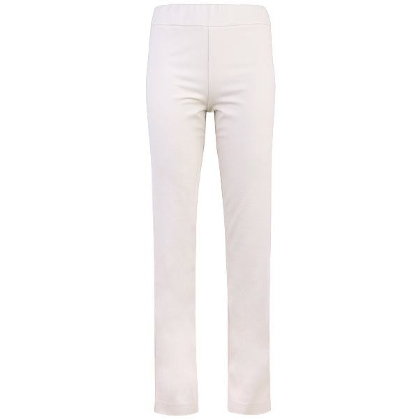 Straight Leg Modern Pant in Alabaster