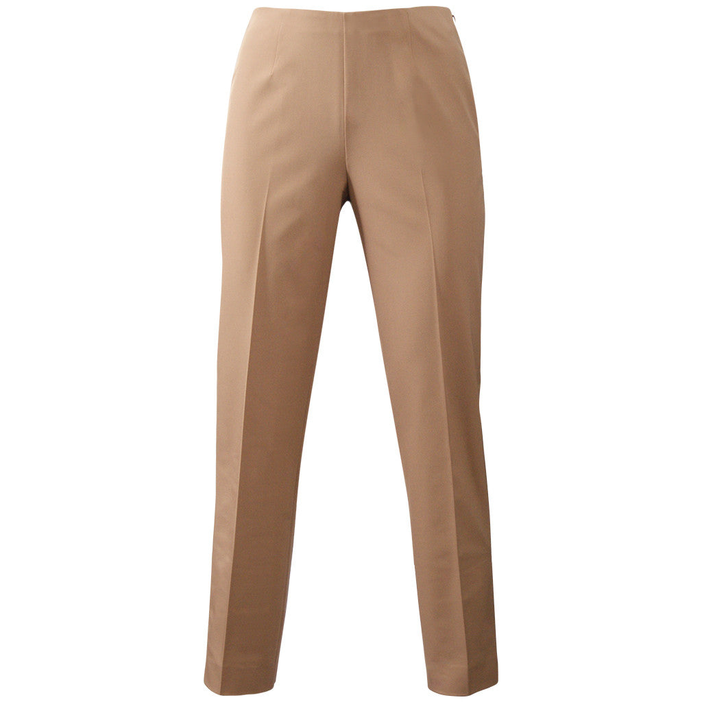 Techno Side Zip Capri