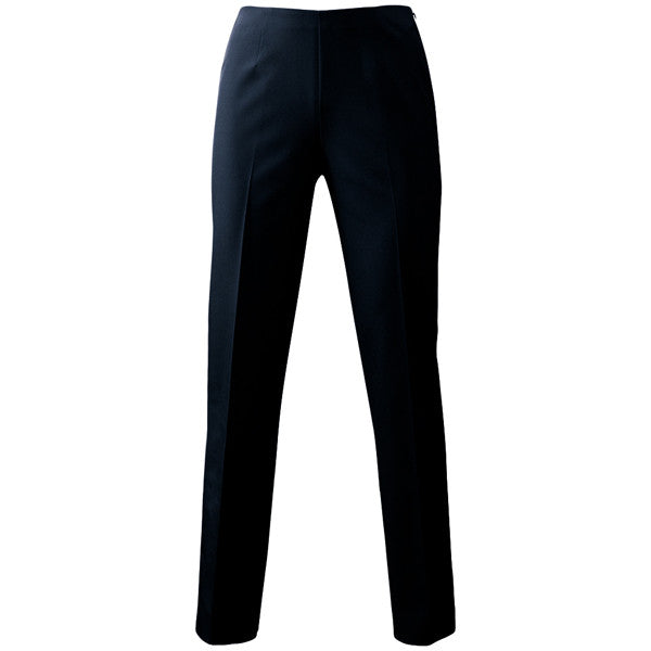 Techno Classic Side Zip Pant in Navy