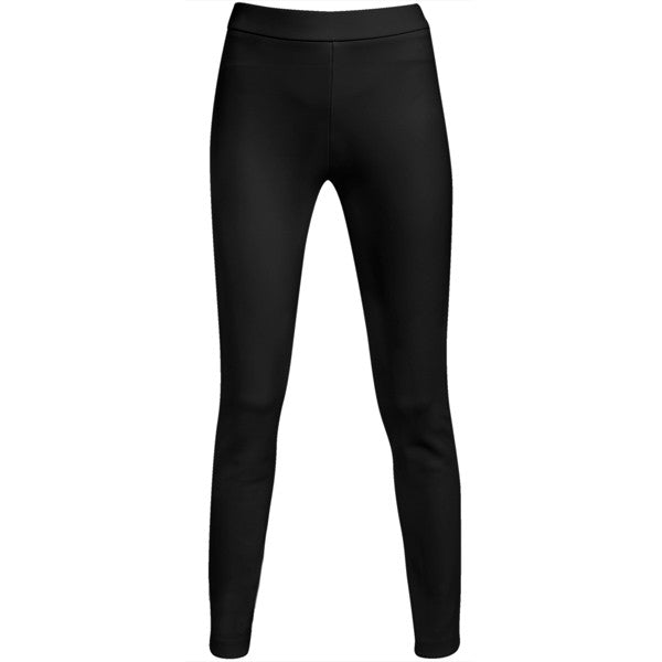 Scuba Pull On Pant in Black