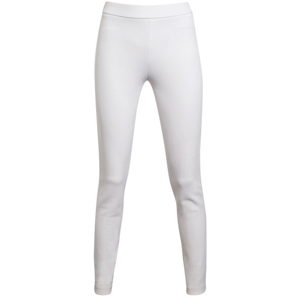 Scuba Pull On Pant in Winter White
