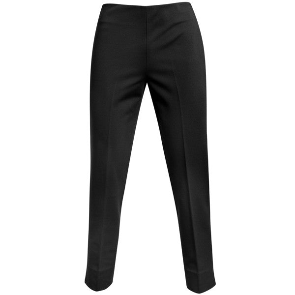 Viscose Knit Capri in Black