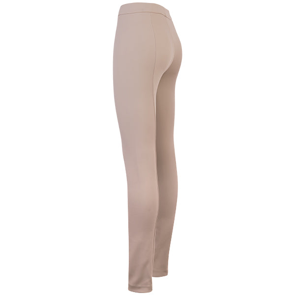 Scuba Pull On Pant in Taupe