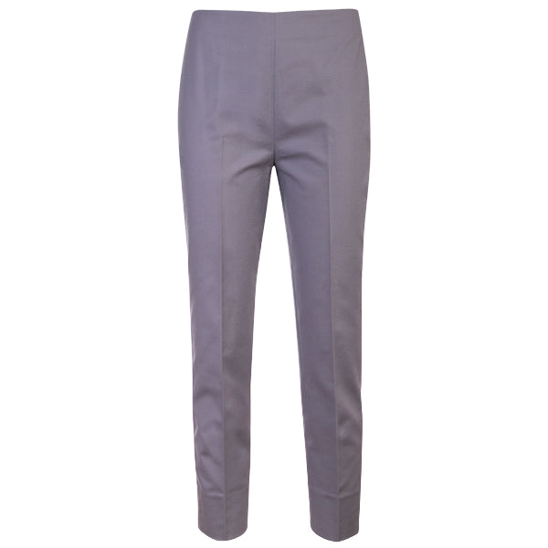 Slim Fit Capri in Dark Grey
