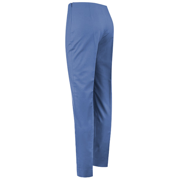 Slim Fit Pant in Teal