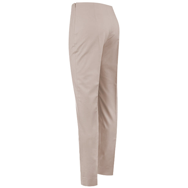 Slim Fit Pant in Taupe