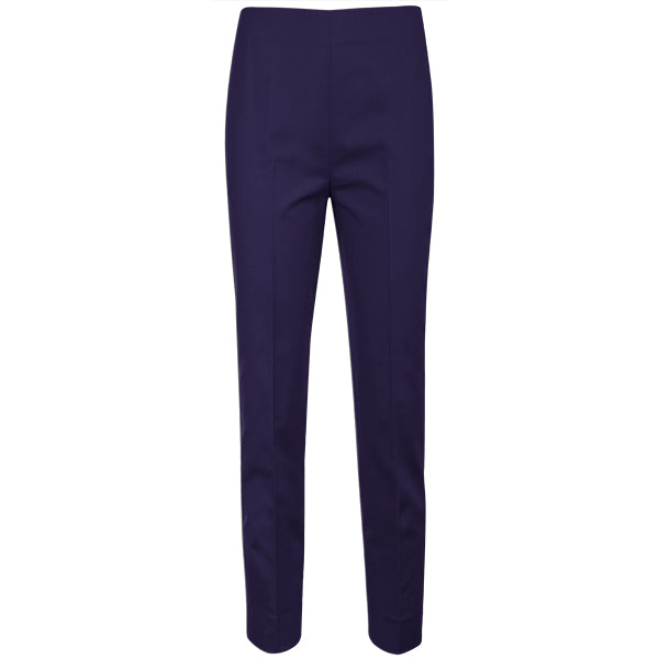 Slim Fit Pant in Grape