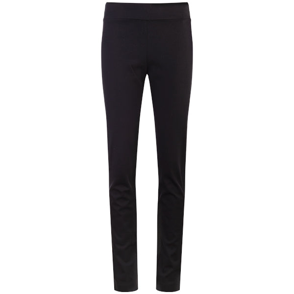 Tech Stretch 2-Pocket Pant in Black