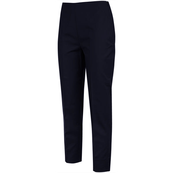 Slim Fit Capri in Navy
