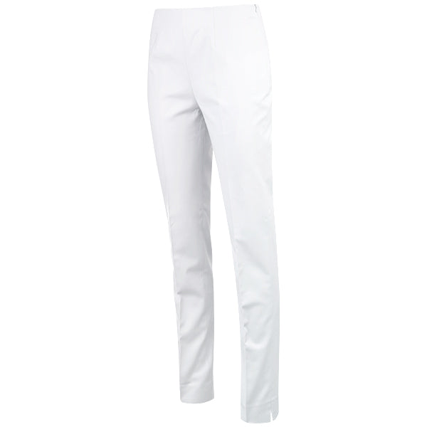 Slim Fit Pant in White