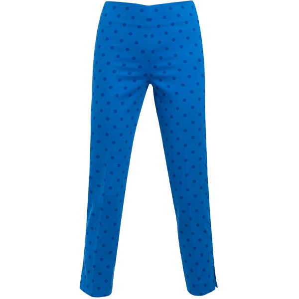 Blue Dot Capri In Blue Dot