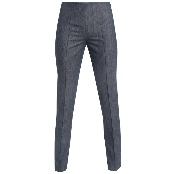 Denim Contour Pant In Denim Blue