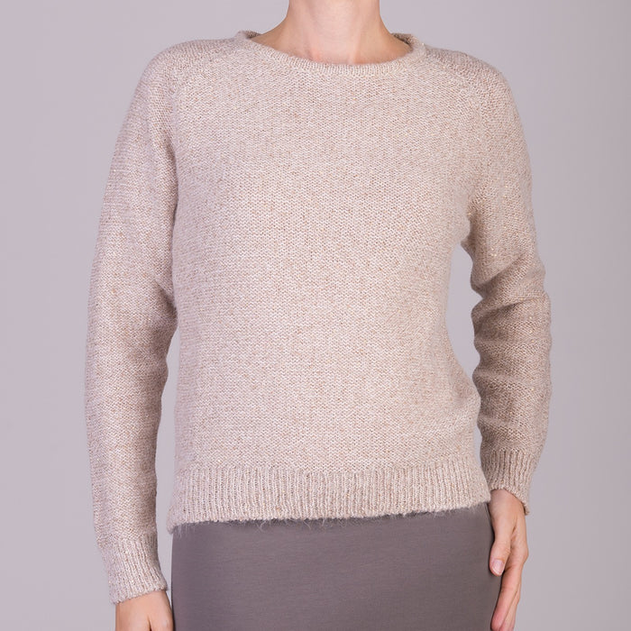Visto Pullover in Sahara