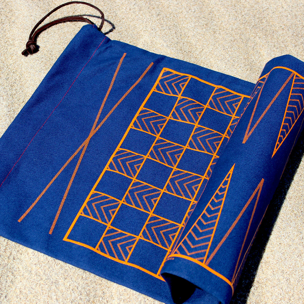 The Original Double-Sided Game-bag Set, Navy-Orange
