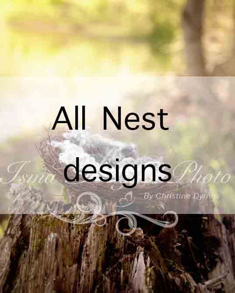 All nest designs