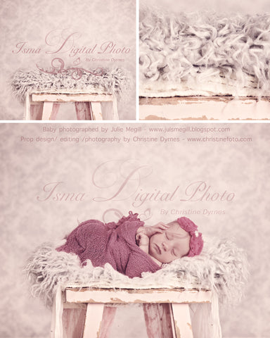 Girl Dream 3 - Beautiful Digital background backdrop Newborn Photography Prop download