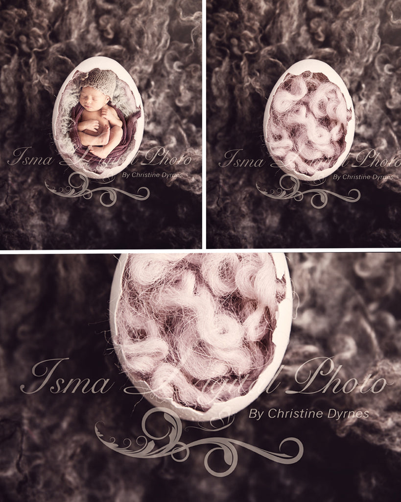 Egg 3 - Beautiful Digital background Newborn Photography Prop download