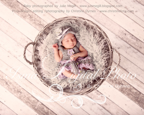 Girl Dream 1 - Beautiful Digital background backdrop Newborn Photography Prop download