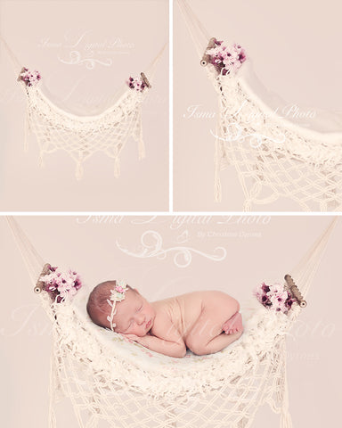 Hammock With Light Background - Beautiful Digital background Newborn Photography Prop download