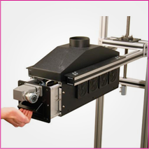 PRINTING PRESS UV CONVERSION UNITS