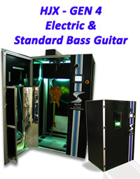 Gen 4 UV Guitar Finishing Cabinet