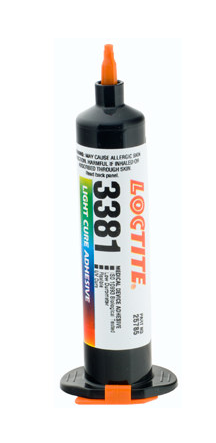 Loctite 3381 Clear Adhesive