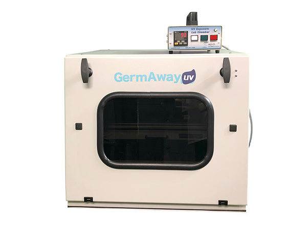 GermAwayUV Horticulture Disinfection Chamber